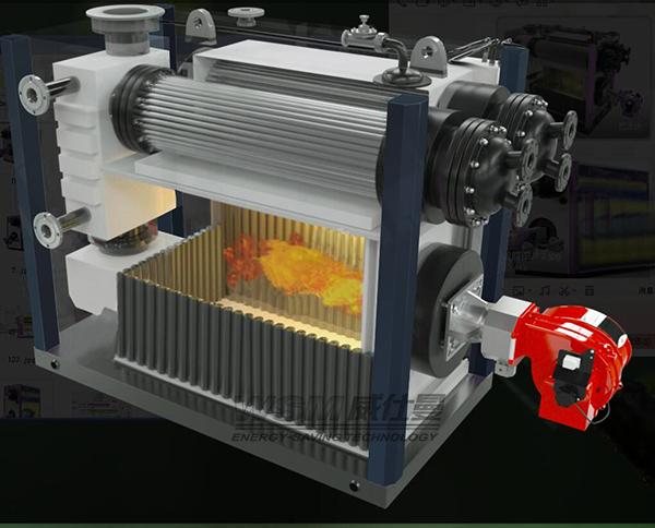 膜式壁-陜西真空熱水鍋爐