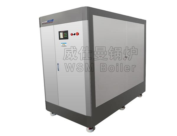 全預混低氮凝鍋爐工作效率高!