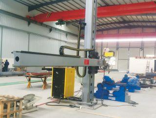 埋弧自动焊机生产设备