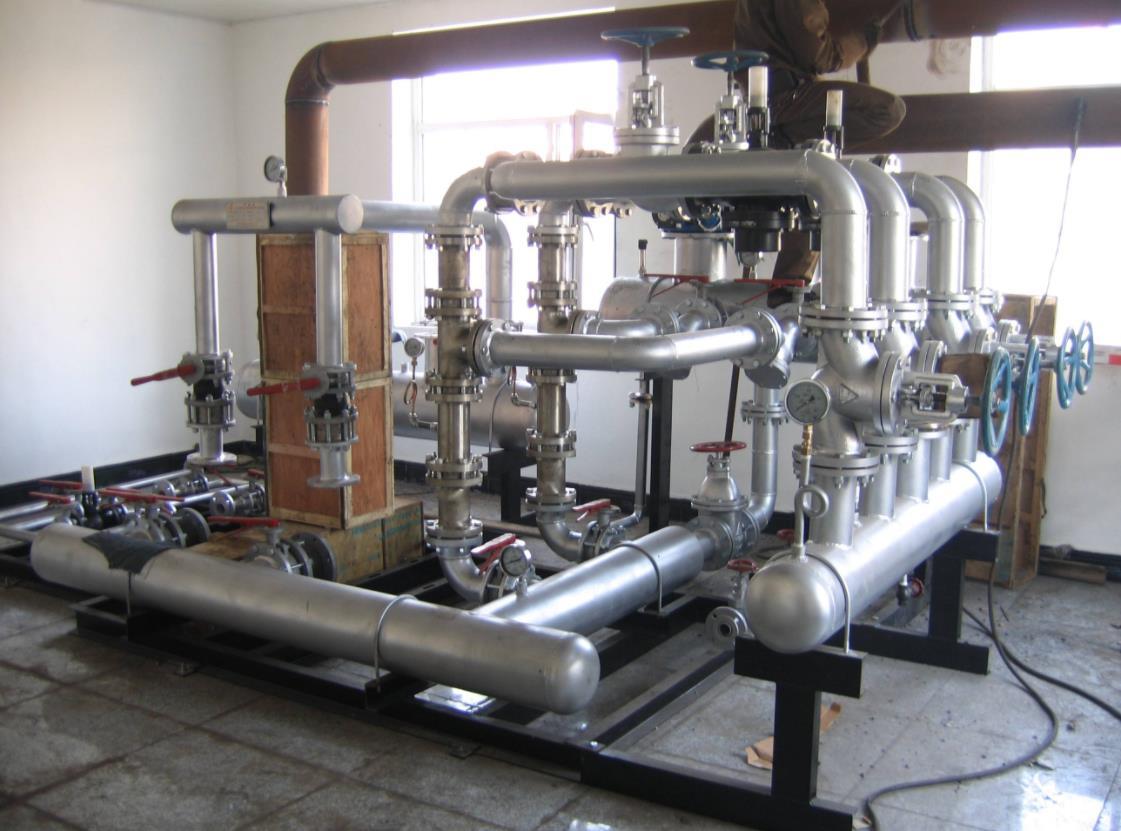 技術 | 換熱站設備知識技術講解-換熱站設備有哪些?