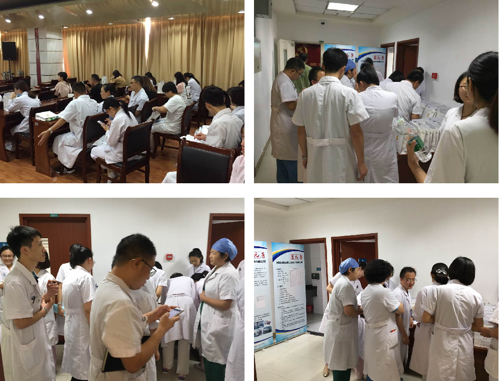 家庭慢病防控预防行动进入北京协和医院营养科