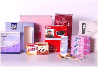 精品生活用品包装盒
