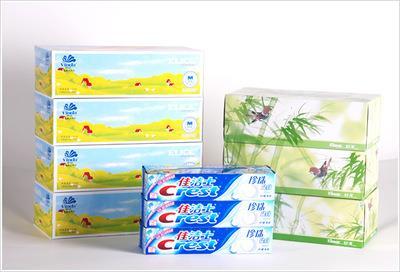 精品纸巾包装盒