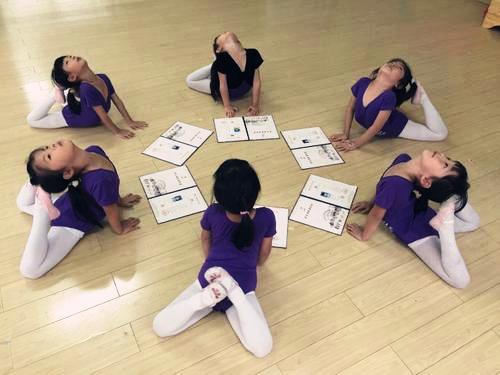 少儿舞蹈考级(4-12岁)