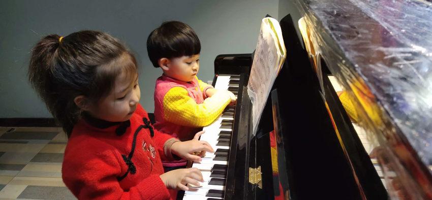 少儿钢琴启蒙课