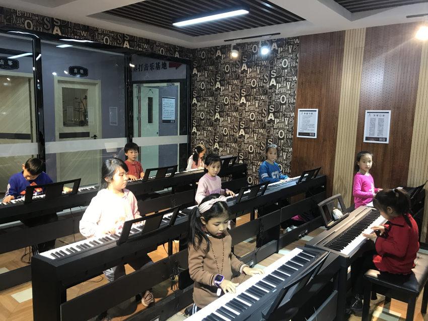 少儿钢琴成长课