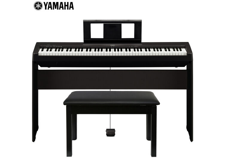雅马哈(YAMAHA)电钢琴88键重锤P45