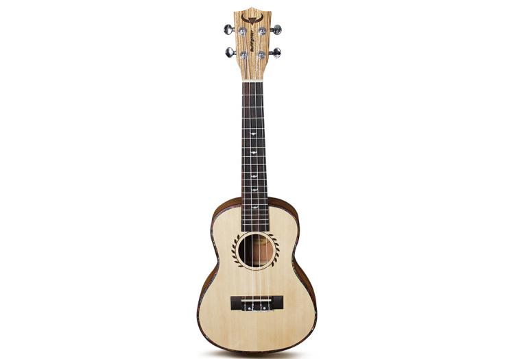 尤克里里旅行小吉他-D-24MM全桃花心