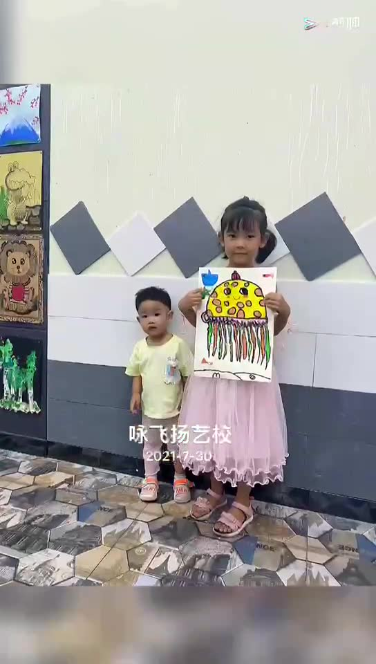 咏飞扬艺校(3)