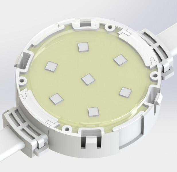 LED圆形点光源P35X3