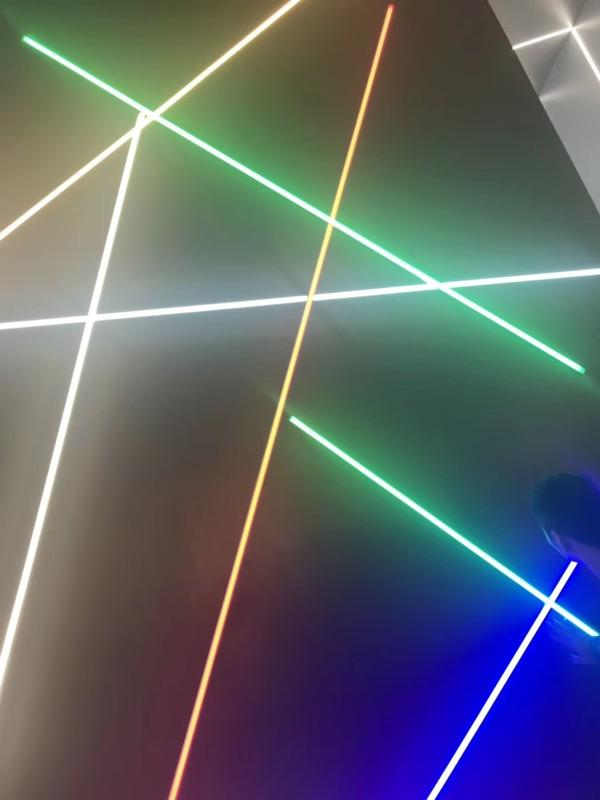 led线条灯品牌需要注重光源的使用效率