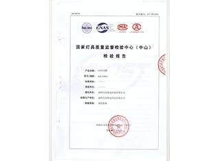LED点光源(XSD-P30X5)检验报告