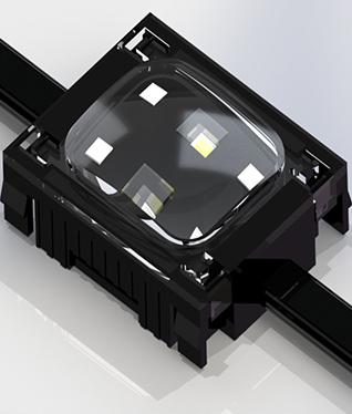 LED点光源P5040X2