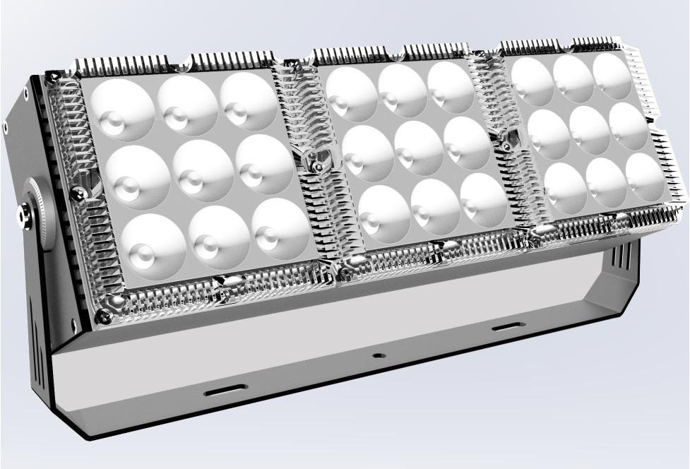 LED投光灯的基本实现信息和特点