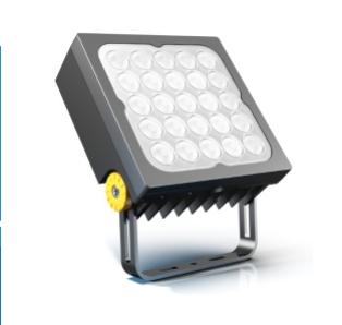 LED投光灯特点