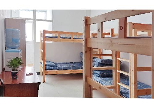 宿舍環境(六人間)