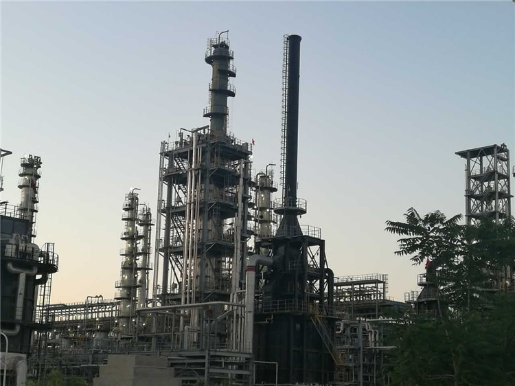 发电厂防腐工程施工案例