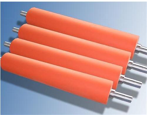 陕西新兴热喷涂技术讲解橡胶胶辊产品常见质量问题和解决方案