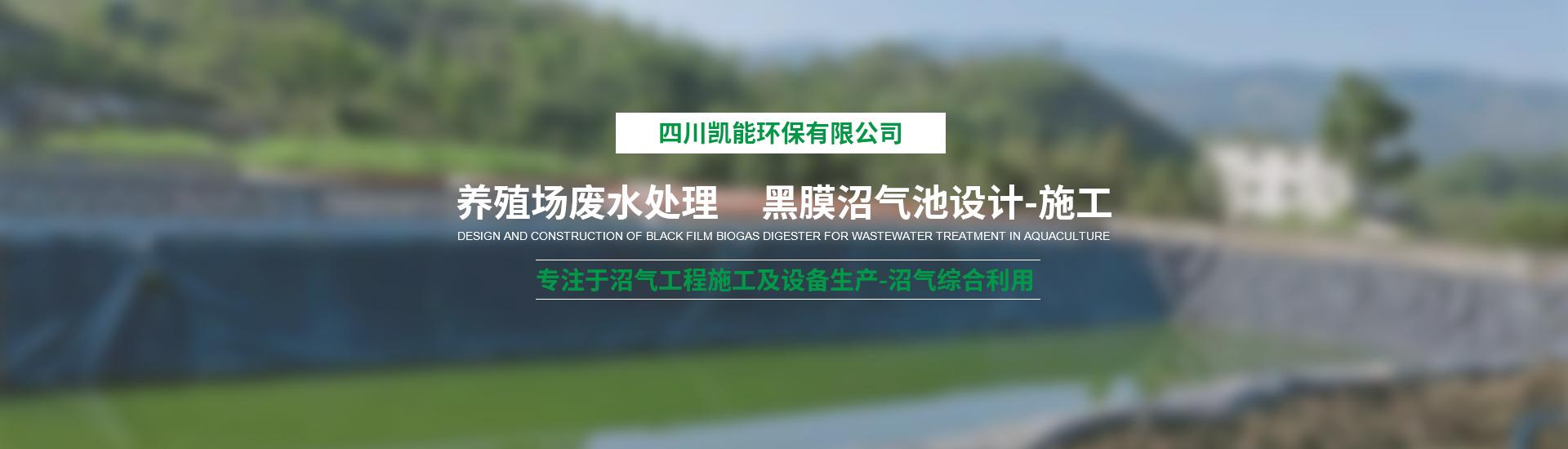 四川养殖场污水处理