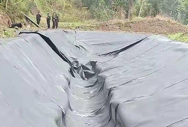 四川外浮罩式沼气袋