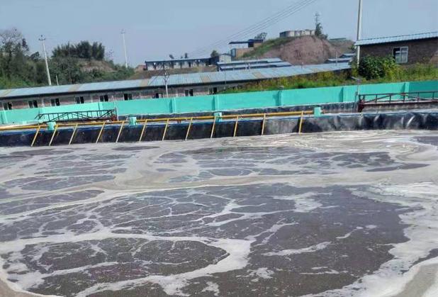 亚虎手机app下载养殖场污水处理工程