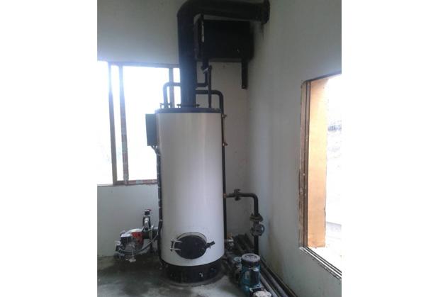 四川沼气专用锅炉