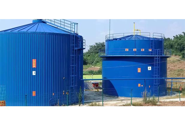 四川养殖场污水处理施工