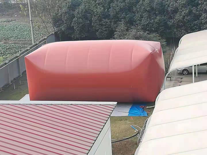四川软体沼气案例