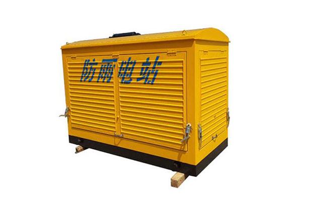防雨型发电机组