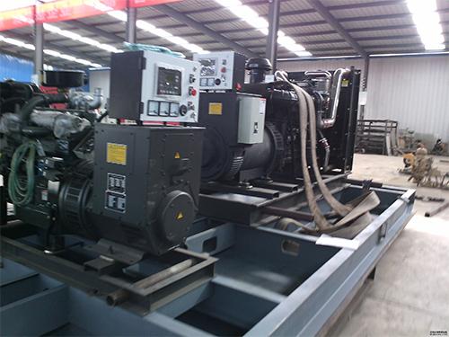 350KW柴油发电机