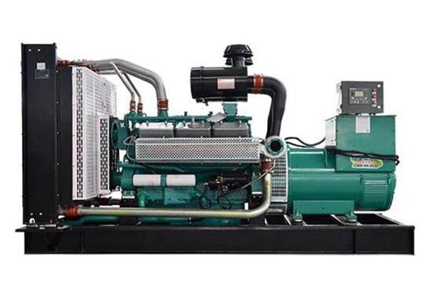 无动柴油发电机组