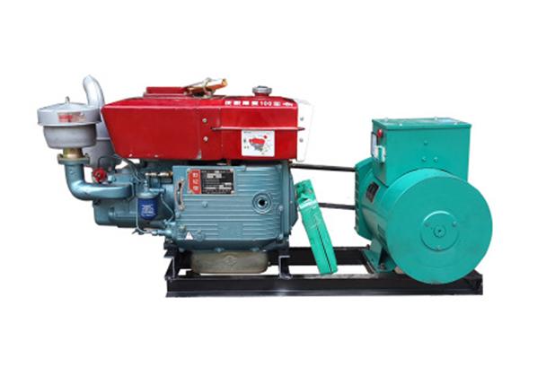 单缸柴油发电机组