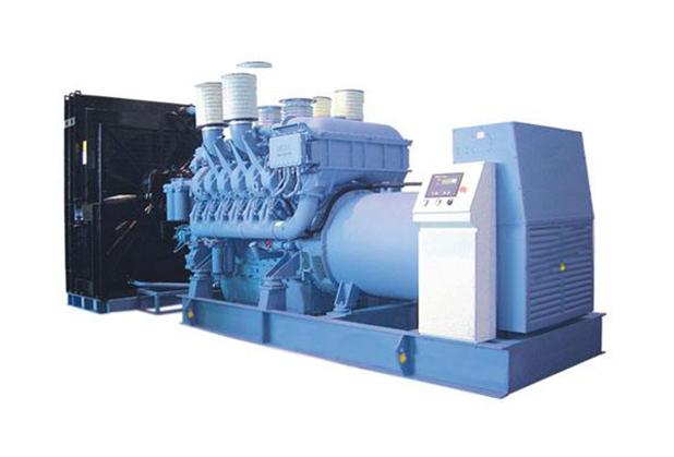 奔馳柴油發電機組-四川奔馳柴油發電機組