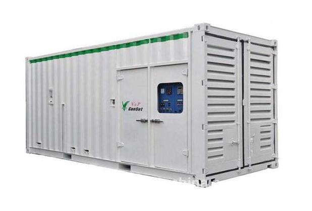集装箱型发电机组