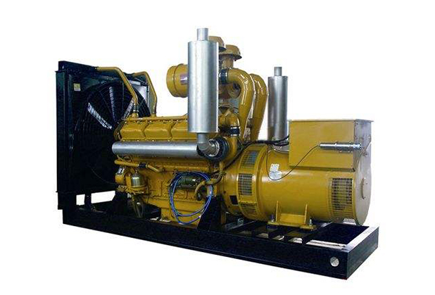 550KW柴油发电机组