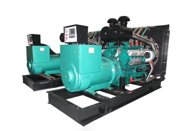 乾能柴油发电机组-上柴乾能柴油发电机组