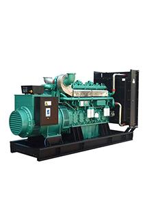 为什么四川柴油发电机组使用过程中会功率偏小?
