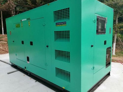 成都發電機的電容有什麽作用?