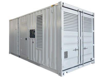ECN係列柴油發電機的連接和調壓器的使用