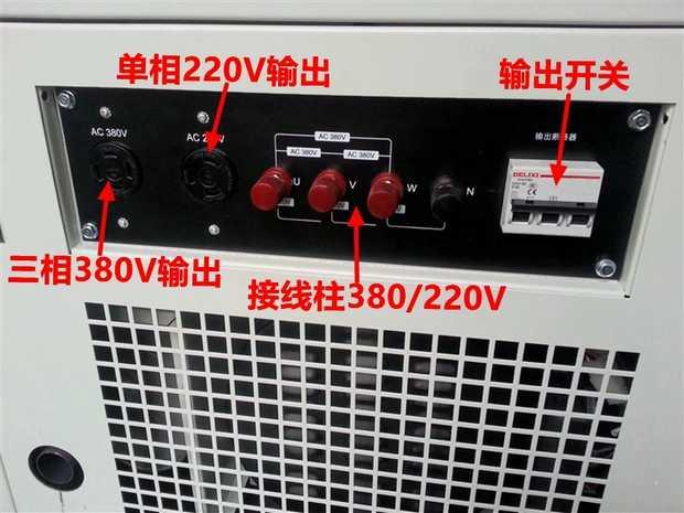四川20KW柴油發電機組