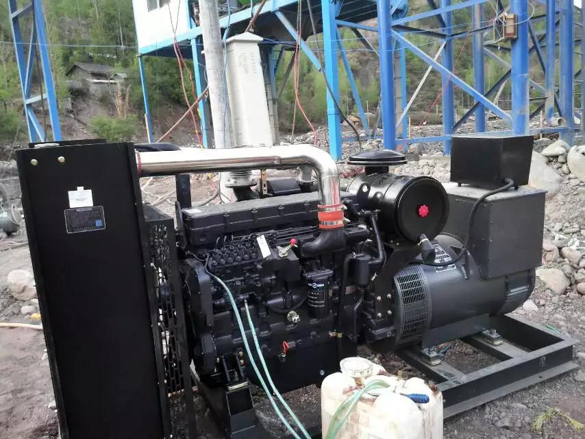 四川玉柴柴油發電機