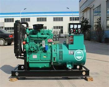 SR-4型柴油發電機安全規則