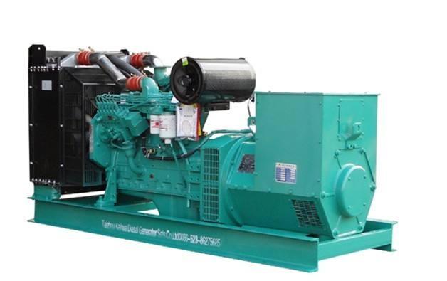 柴油发电机的容量