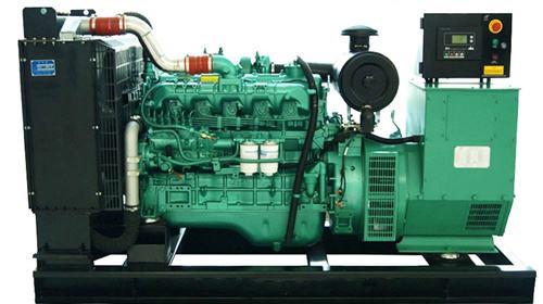 四川75KW柴油發電機組