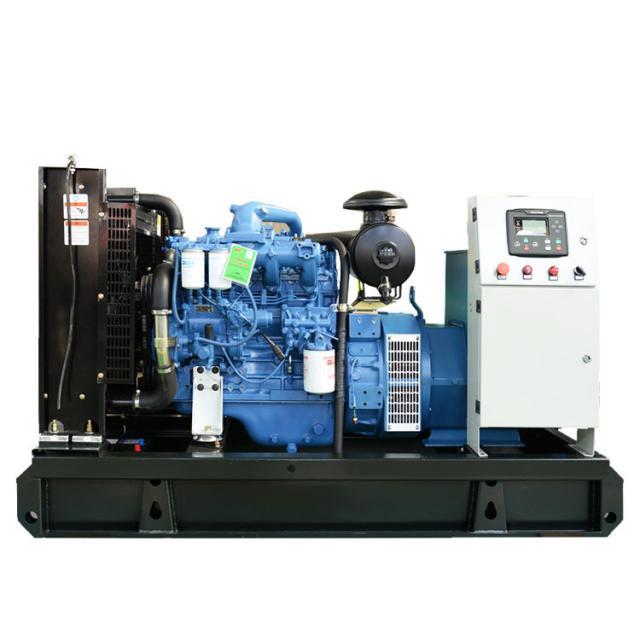 柴油发电机维修—气缸盖水道口腐蚀和螺孔损坏的修理