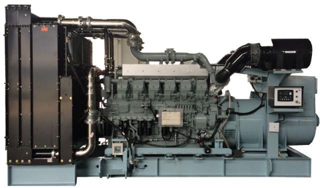 柴油发电机组单支点和双支点的区别