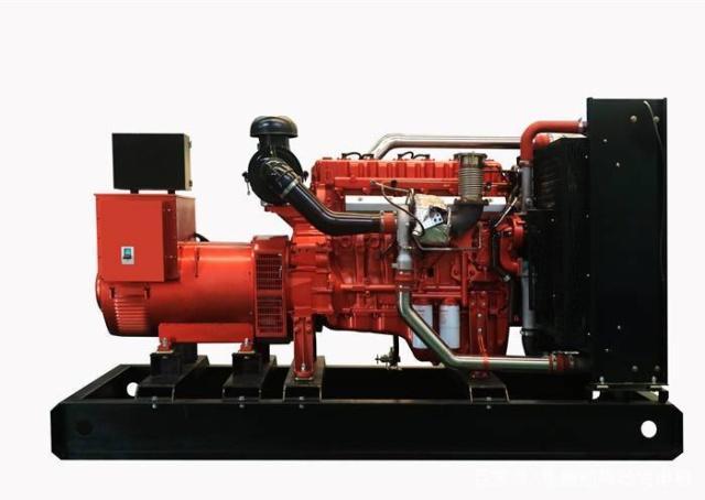 柴油發電機組受潮了怎麽處理