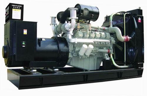 柴油发电机组震动如何维修