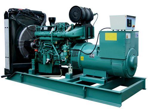常用小型柴油發電機組的選擇