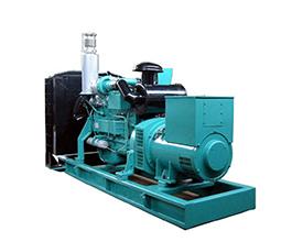 柴油發電機渦輪增壓器燒紅故障的案例分析